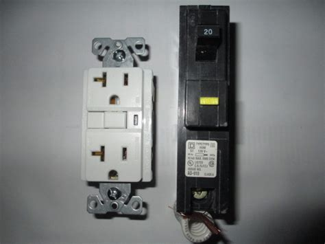 Gfci Ground Fault Circuit Breakers Hawley Home