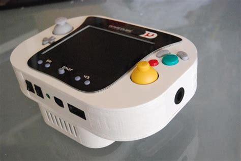Handheld Nintendo Gamecube Gadgetsin