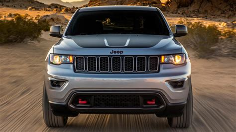 jeep grand cherokee trailhawk review top gear
