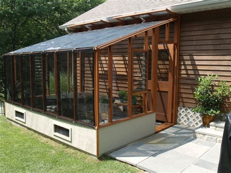 Greenhouse Sunroom by Garden Sunroom Greenhouse Gallery Sturdi Built Greenhouses