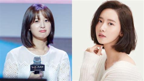 model rambut pendek wanita ala korea trend  nixmat