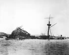 spanish american war wreck of the uss maine 1898
