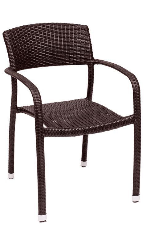 commercial wicker patio furniture commercial outdoor aluminum synthetic java wicker arm