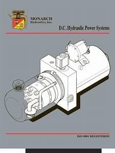 Monarc Hydraulic Pumps