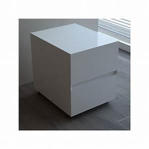 meuble de rangement sur roulettes 45x40x50 cm flex With meuble salle de bain à roulettes