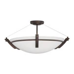 kendal lighting ffp07pob 04orb wh portobello semi flush