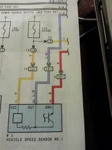 2-wire And 3-speed Sensor  Sender - Clublexus