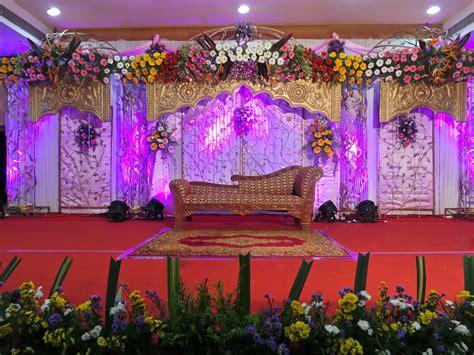 Church anniversary stage decoration wedding decorators