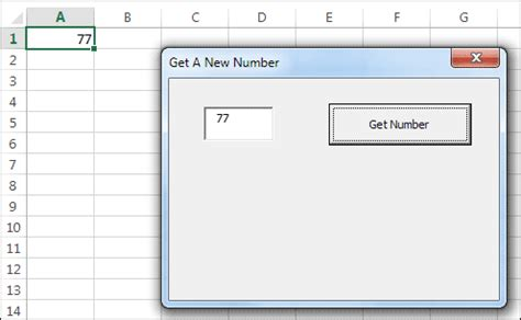 adding code to a user form button