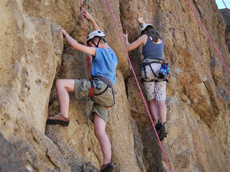 Tips On How To Rock At Rock Climbing