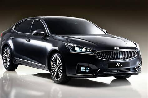 Kia Finally Reveals All About The New Cadenza/k7