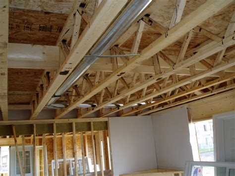 engineered floor joists for commercial and residential