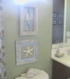 decorating ideas for beach themed bathroom