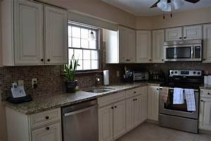Simple Kitchen Cabinet Colors with Stainless Steel ...