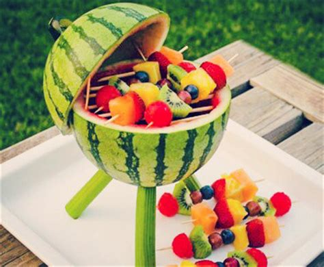 watermelon bbq grill pictures   images
