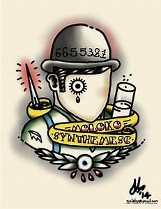17+ best ideas about Clockwork Orange Tattoo on Pinterest ...