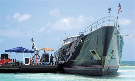Salvage Boat Key West Florida by Halmos Insurance Claim Tips From The World S Slowest