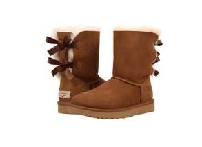 womens ugg boots with bows on the back ugg australia 39 s bailey bow 2 ii boots 1016225 black chestnut grey 2016 ebay