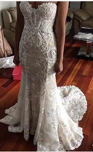nektaria gisele gown second hand wedding dress on sale 46 off With nektaria wedding dress