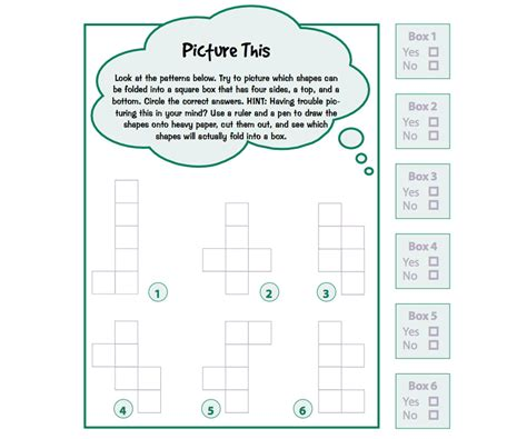 geometry math puzzle printable familyeducation