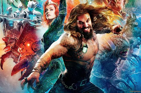aquaman  poster hd  hd wallpapers