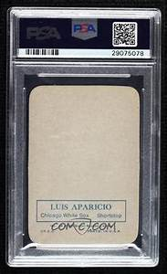1969 Topps Super Glossy Test Issue Base 10 Luis
