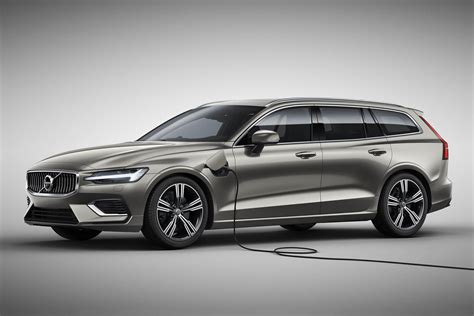 2019 Volvo V60 Is Your New Lustworthy Plugin Wagon Roadshow