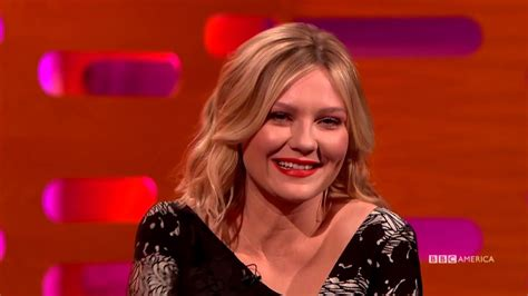 Kirsten Dunst Was Teased For Her First Commercials