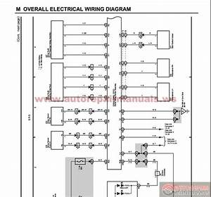 Toyota Land Cruiser 2004 Electrical Wiring Diagram   Engine Mechanical