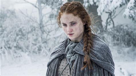 Sophie Turner Sansa Stark Game Of Thrones Season 6