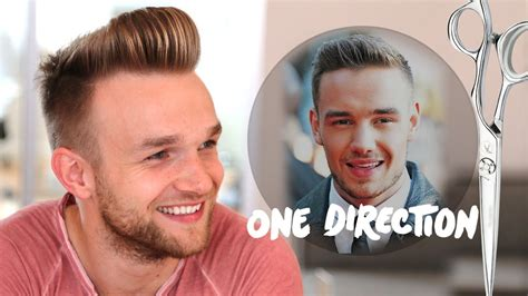 undercut hair  liam payne  direction youtube