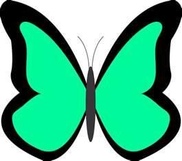 Buttefly Clipart - ClipArt Best