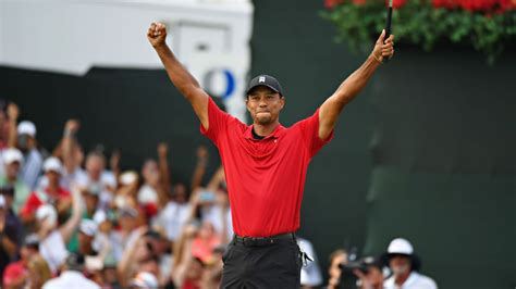 How Tiger Woods overcame pain and scandal to triumph again ...