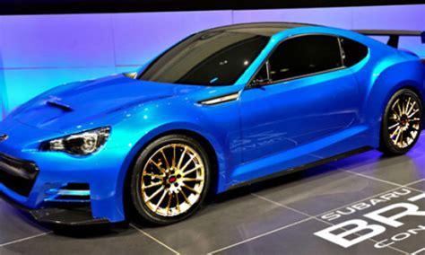 2018 Subaru Brz Turbo  Automobile Redesign
