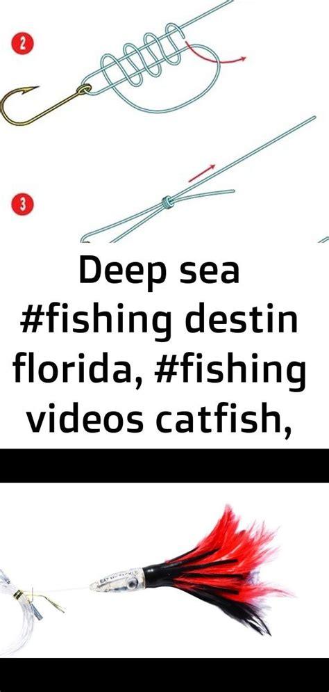 fishing catfish deep sea lindy destin florida