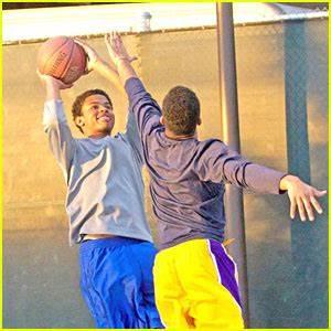 Trevor Jackson: Basketball Boy | Trevor Jackson | Just ...