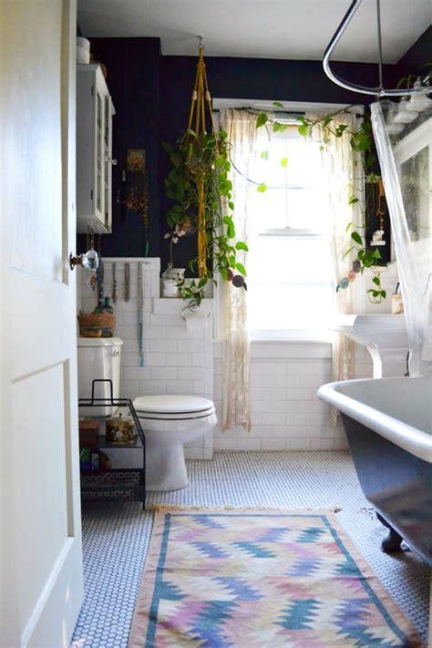 attractive ideas  bohemian bathroom   people  adore homesfeed