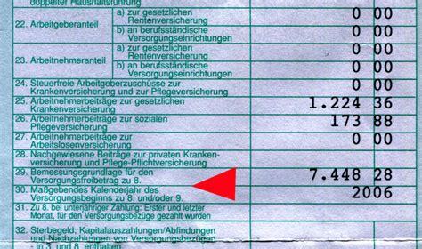 versorgungsfreibetrag wiso steuer sparbuch buhl