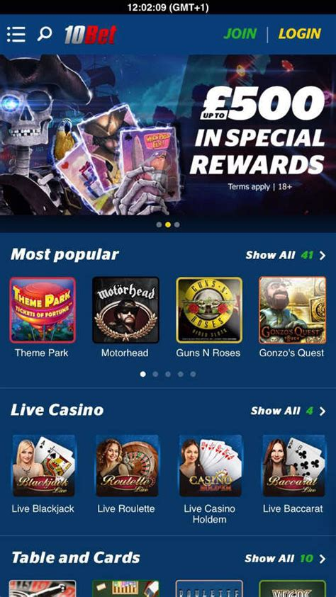 10bet Mobile by 10bet Referrer Code Maxcasino For The Maximum