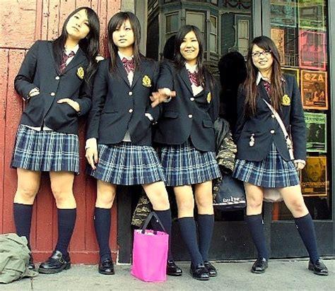 school pan blouse japanese schoolgirls 001 eonde flickr