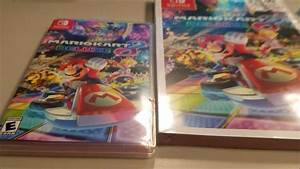 Quick Review  Unboxin Of Mariokart Deluxe 8 Game And