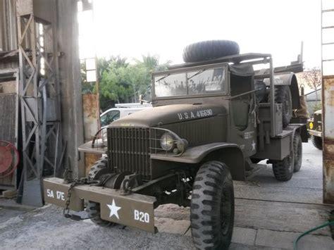 gmc military truck cckw  bolster  catawiki