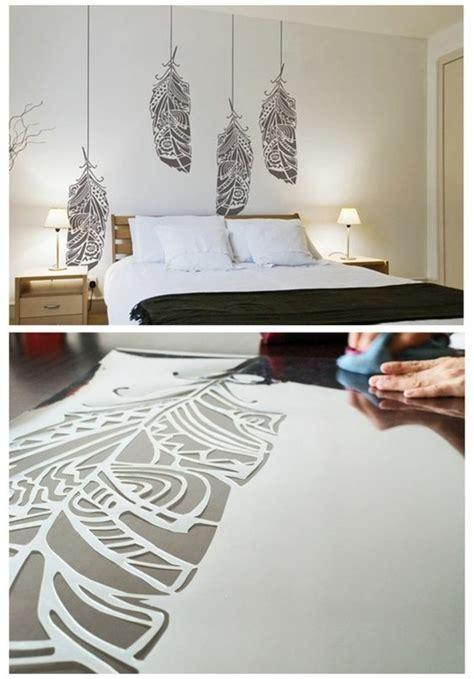 Wanddeko Schlafzimmer Selber Machen 1001 ideen wie sie eine kreative wanddeko selber machen