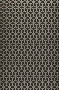 Tapete Geometrische Muster : tapete zelor schwarz silbergrau schimmer tapeten der 70er ~ Sanjose-hotels-ca.com Haus und Dekorationen