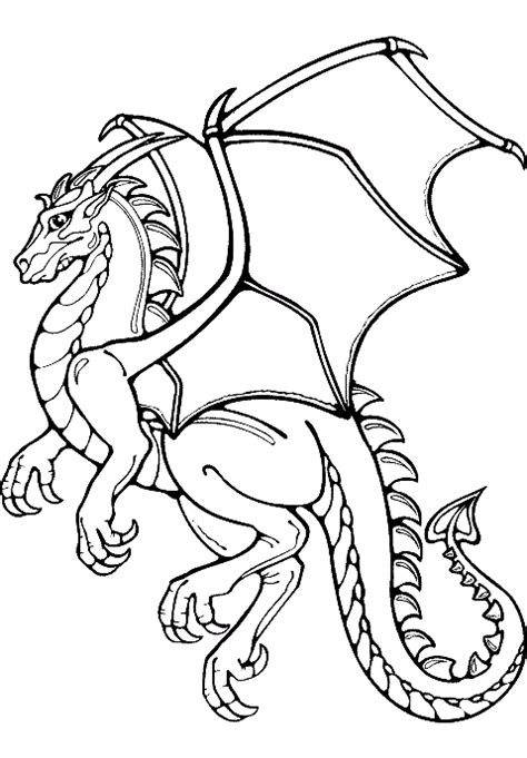 top   printable dragon coloring pages  coloring pages dragon coloring page