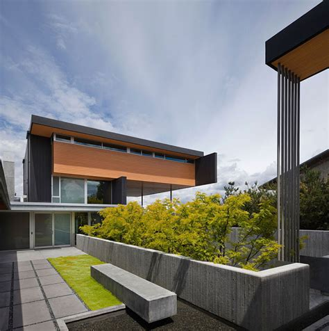 e cobb architects world of architecture modern unusual houses graham residence by e cobb architects washington
