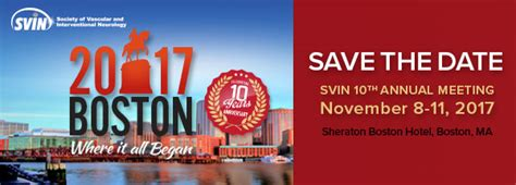 SVIN 2017 Annual Meeting - Society of Vascular and ...