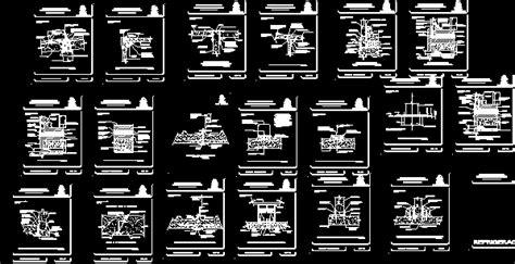 multypanel construtive system details dwg detail