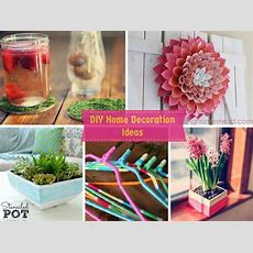 6 Diy Home Decoration Ideas In Your Budget Its Easy