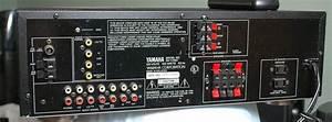 Yamaha Rx-v390